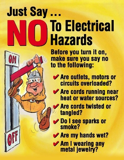 Avoid Electrical Accidents
